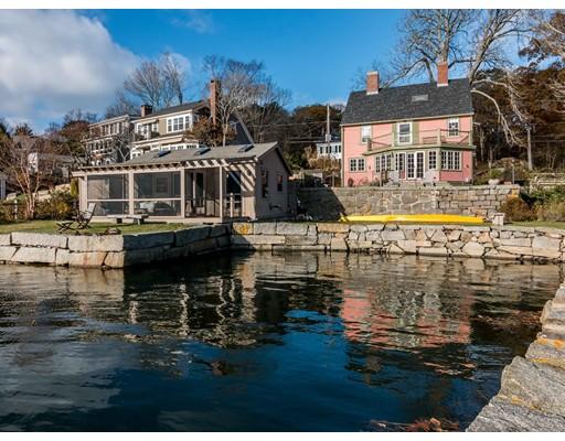 Single Family Home for Sale at 53 Leonard Street 53 Leonard Street Gloucester, Massachusetts 01930 United States