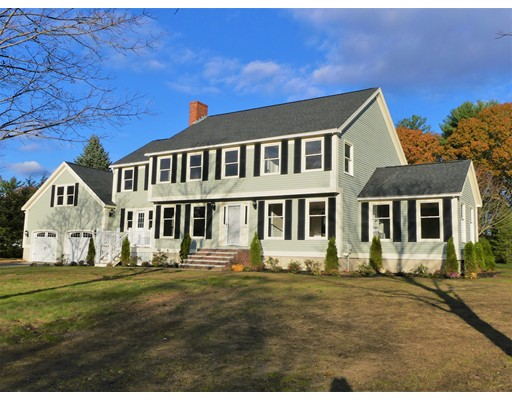 Single Family Home for Sale at 6 Granli Drive Andover, Massachusetts 01810 United States