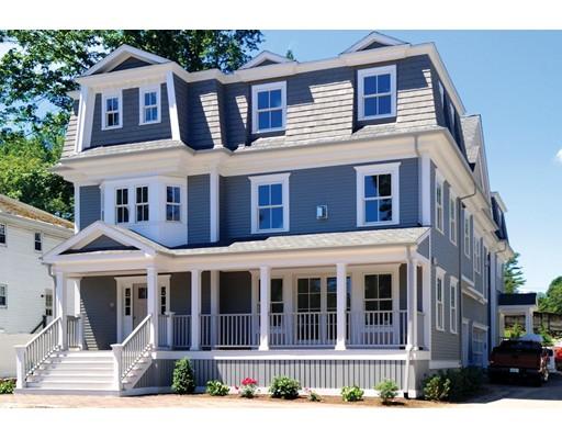 Vivienda unifamiliar por un Venta en 683 Hammond Street 683 Hammond Street Brookline, Massachusetts 02467 Estados Unidos