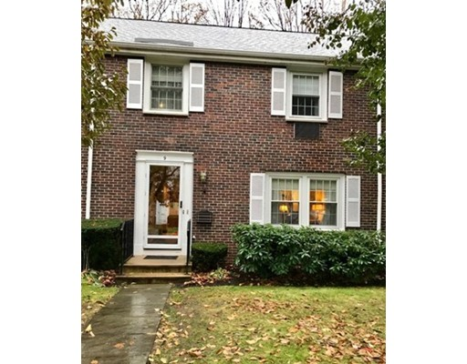 Condominium for Sale at 9 Town House Drive 9 Town House Drive Newton, Massachusetts 02460 United States