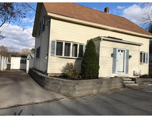 Single Family Home for Sale at 62 West Street 62 West Street Millville, Massachusetts 01529 United States