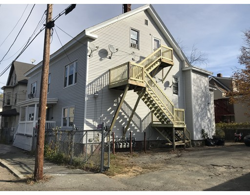 Multi-Family Home for Sale at 14 Archer Street 14 Archer Street Lawrence, Massachusetts 01841 United States