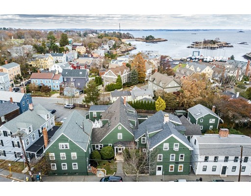 Condominium for Sale at 8 Franklin 8 Franklin Marblehead, Massachusetts 01945 United States