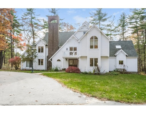 Casa Unifamiliar por un Venta en 31 Bullard Road 31 Bullard Road Princeton, Massachusetts 01541 Estados Unidos