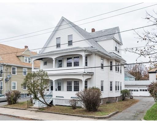 Multi-Family Home for Sale at 34 Springdale Street 34 Springdale Street Malden, Massachusetts 02148 United States