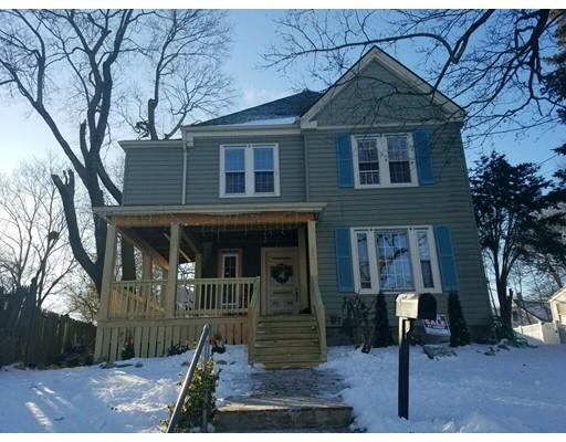 Single Family Home for Sale at 46 Fairview Street 46 Fairview Street Dedham, Massachusetts 02026 United States