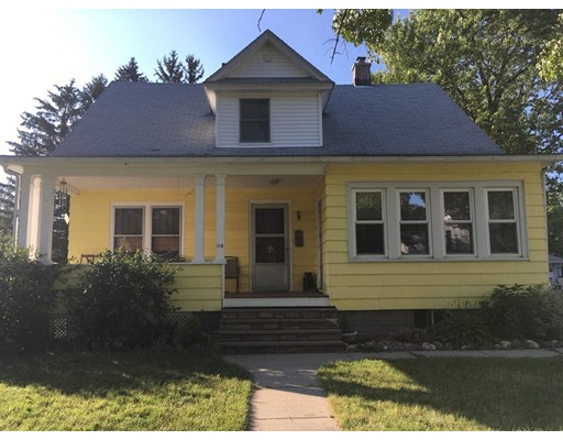 Single Family Home for Sale at 114 Edward Street 114 Edward Street Chicopee, Massachusetts 01020 United States