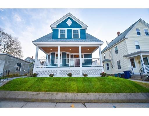 Casa para uma família para Venda às 11 Vista Street 11 Vista Street Boston, Massachusetts 02131 Estados Unidos