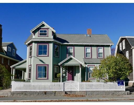 Condominium for Sale at 88 Prospect Street 88 Prospect Street Gloucester, Massachusetts 01930 United States