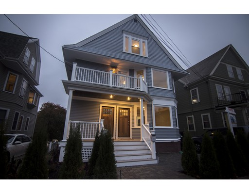 Condominium for Sale at 5 Pearson Road 5 Pearson Road Somerville, Massachusetts 02144 United States