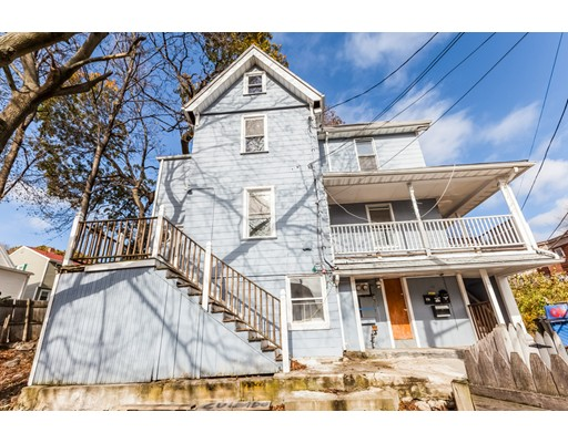 Multi-Family Home for Sale at 40 Clark Street Malden, Massachusetts 02148 United States