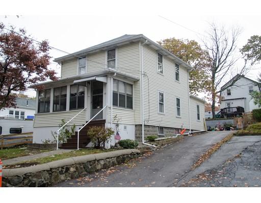 Частный односемейный дом для того Продажа на 43 Guild Street 43 Guild Street Medford, Массачусетс 02155 Соединенные Штаты