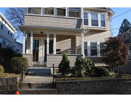 Single Family Home for Rent at 49 Newland Road Arlington, 02476 United States