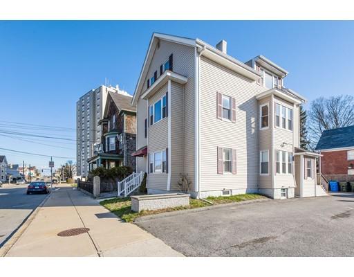 Multi-Family Home for Sale at 2158 So Main Street 2158 So Main Street Fall River, Massachusetts 02724 United States