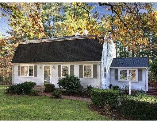 Single Family Home for Sale at 9 Squibnocket Road 9 Squibnocket Road Franklin, Massachusetts 02038 United States