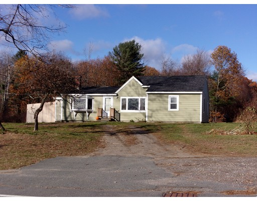 Single Family Home for Sale at 145 Main Road 145 Main Road Westhampton, Massachusetts 01027 United States