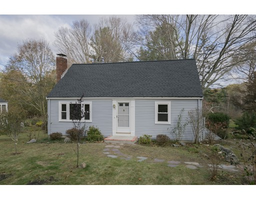 独户住宅 为 销售 在 116 Burlington Street 116 Burlington Street Lexington, 马萨诸塞州 02420 美国