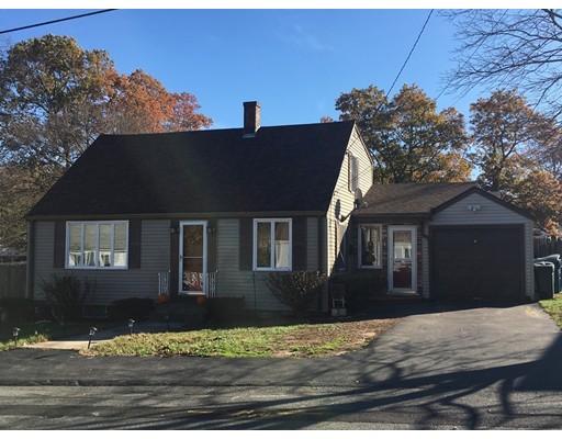 独户住宅 为 销售 在 44 Royal Street 44 Royal Street 伦道夫, 马萨诸塞州 02368 美国