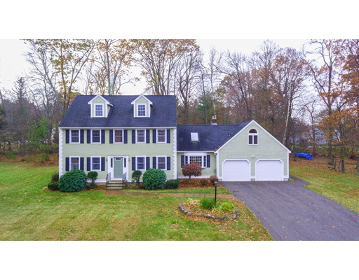 Single Family Home for Sale at 9 Crest Drive 9 Crest Drive Westford, Massachusetts 01886 United States