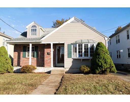 Single Family Home for Sale at 36 Sunnymeade Avenue 36 Sunnymeade Avenue Chicopee, Massachusetts 01020 United States