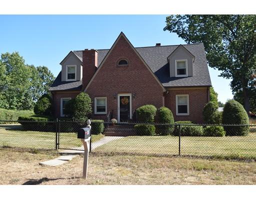 Single Family Home for Sale at 60 Ingham Street 60 Ingham Street Chicopee, Massachusetts 01013 United States