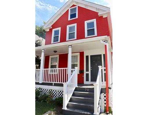 Кондоминиум для того Продажа на 70 School Street 70 School Street Boston, Массачусетс 02119 Соединенные Штаты
