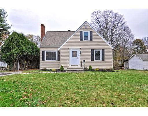 واحد منزل الأسرة للـ Sale في 40 Burnap Street 40 Burnap Street Fitchburg, Massachusetts 01420 United States