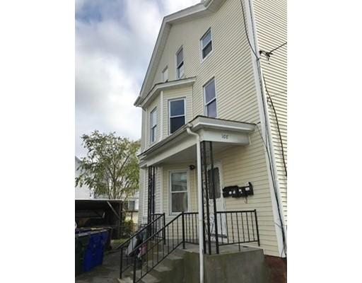 Multi-Family Home for Sale at 166 Mott Street 166 Mott Street Fall River, Massachusetts 02721 United States