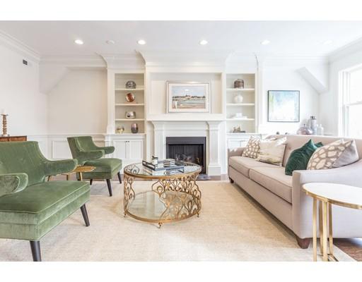 Condominio por un Venta en 329 Commonwealth Avenue 329 Commonwealth Avenue Boston, Massachusetts 02115 Estados Unidos