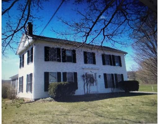Single Family Home for Sale at 389 Fuller Street 389 Fuller Street Ludlow, Massachusetts 01056 United States