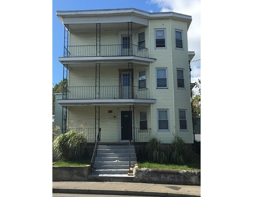 Multi-Family Home for Sale at 686 N Montello Street Brockton, 02301 United States