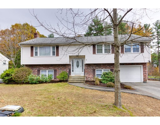 Single Family Home for Sale at 7 Radcliff Street 7 Radcliff Street Burlington, Massachusetts 01803 United States