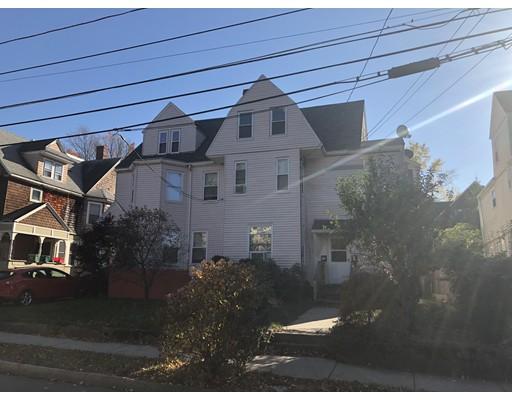 Многосемейный дом для того Продажа на 86 Lake Avenue 86 Lake Avenue Melrose, Массачусетс 02176 Соединенные Штаты