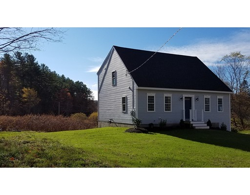 Casa Unifamiliar por un Venta en 33 Ramsdell Street 33 Ramsdell Street Warren, Massachusetts 01083 Estados Unidos