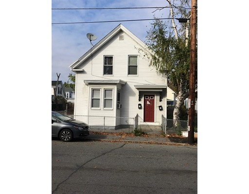 Multi-Family Home for Sale at 81 Liberty Street Lowell, Massachusetts 01851 United States