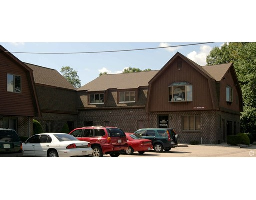 Comercial por un Alquiler en 44 Wood Ave, Bldg 1 44 Wood Ave, Bldg 1 Mansfield, Massachusetts 02048 Estados Unidos
