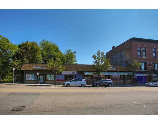Commercial for Sale at 632 Warren Street 632 Warren Street Boston, Massachusetts 02121 United States
