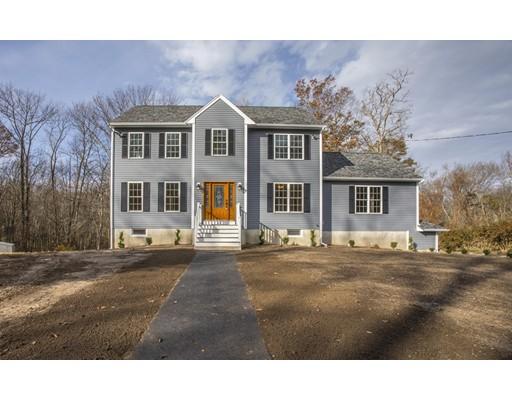 Casa Unifamiliar por un Venta en 40 Christine Lane 40 Christine Lane Taunton, Massachusetts 02780 Estados Unidos