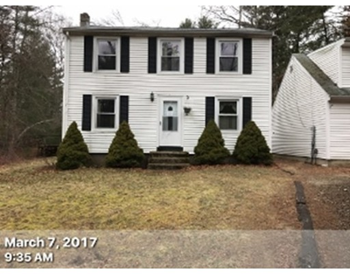Single Family Home for Sale at 14 Brook Street 14 Brook Street Carver, Massachusetts 02330 United States