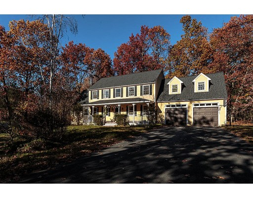 Single Family Home for Sale at 23 Sequoia Road 23 Sequoia Road Tyngsborough, Massachusetts 01879 United States