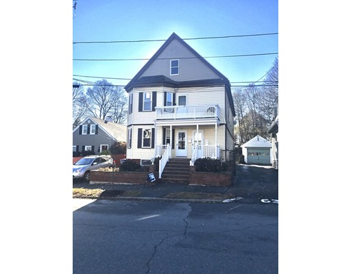 Single Family Home for Rent at 59 Dunlap Street Salem, 01970 United States