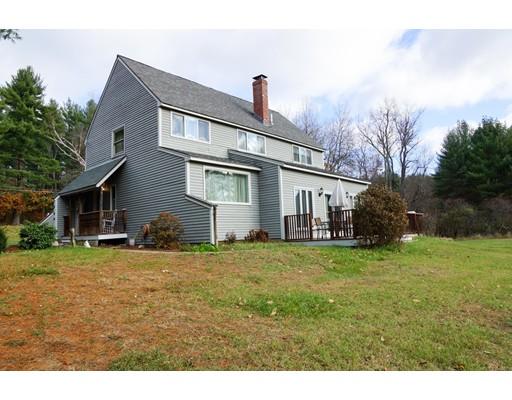 独户住宅 为 销售 在 196 Worcester 196 Worcester Hollis, 新罕布什尔州 03049 美国
