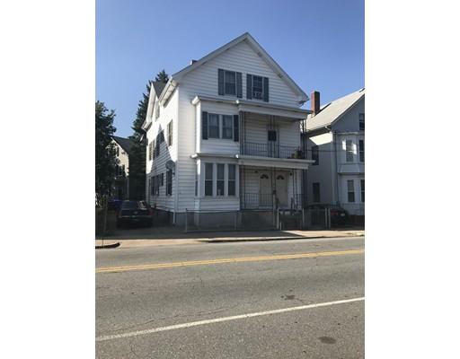 Maison avec plusieurs logements pour l Vente à 201 Pawtucket Avenue 201 Pawtucket Avenue Pawtucket, Rhode Island 02860 États-Unis