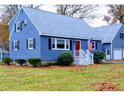 Single Family Home for Sale at 19 Dustin Young Lane 19 Dustin Young Lane Billerica, Massachusetts 01821 United States
