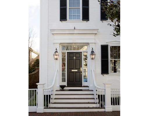 Casa Unifamiliar por un Venta en 21 Federal Street 21 Federal Street Newburyport, Massachusetts 01950 Estados Unidos