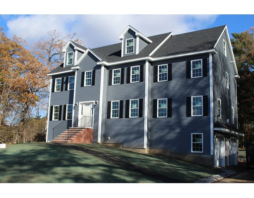 Single Family Home for Sale at 28 Endleigh Avenue 28 Endleigh Avenue Billerica, Massachusetts 01821 United States