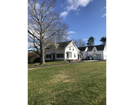Single Family Home for Sale at 119 Elm Street East Bridgewater, Massachusetts 02333 United States