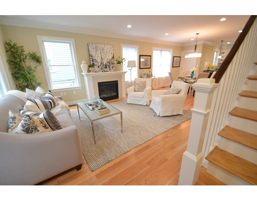 Single Family Home for Sale at 35 Cutter Street 35 Cutter Street Somerville, Massachusetts 02145 United States