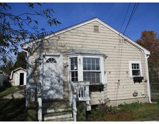 Casa Unifamiliar por un Venta en 16 Grape Street 16 Grape Street Fairhaven, Massachusetts 02719 Estados Unidos
