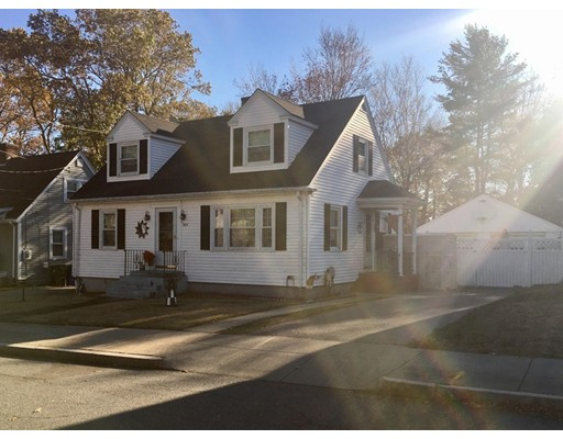 Single Family Home for Sale at 365 CYPRESS Street Fall River, 02720 United States